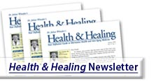 Women's Health & Healing Newsletter