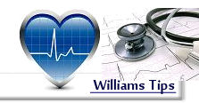 Dr. Williams Health Tips