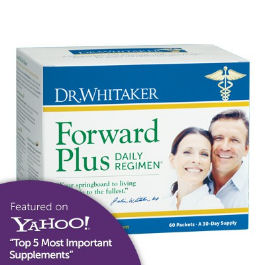 Forward Plus Daily Regimen by Dr Whitaker