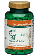 Daily Advantage and Joint Advantage Gold from Dr Williams