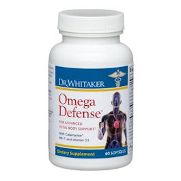 Omega Defense by Dr. Whitaker