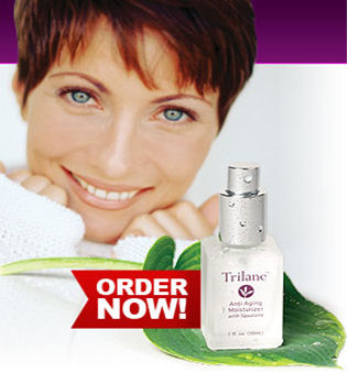 Order Trilane today for Firmer Smoother Skin