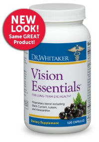 Vision Essentials by DrWhitaker